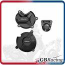 GBRacing Motordeckelschoner SET BMW S1000RR 17- / S1000XR...