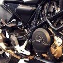 GBRacing Motordeckelschoner SET KTM 690 Duke / Enduro /...