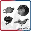 GBRacing Motordeckelschoner Set Ducati 848 08-13