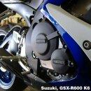 GBRacing Motordeckelschoner SET GSX-R 600/750 06-16