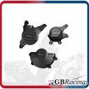GBRacing Motordeckelschoner KIT  Set Honda CBR 600 RR 07-15