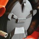 GBRacing Kupplungsdeckelschoner KTM RC8 08-13 incl. R-Modell
