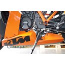 GBRacing Motordeckeslchoner SET KTM RC8-R 11-