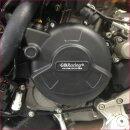 GBRacing Motordeckelschoner Set Ducati 899 14-15