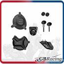 "GBRacing Protektorenset "" Race""  BMW S1000RR 09-16"