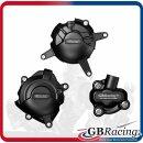GBRacing Motordeckelschoner Set  Yamaha  R3 2015-21 / R25...