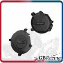 GBRacing Motordeckelschoner SET GSX-R 1000 05-08