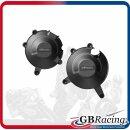 GBRacing Motordeckelschoner SET SV 650 N / F 03-14