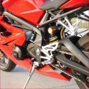 GBRacing Limadeckelschoner Triumph Daytona 675 06-10 /...