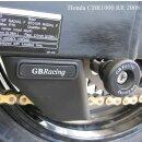 GBRacing Montageständeraufnahme mit Protektor M6